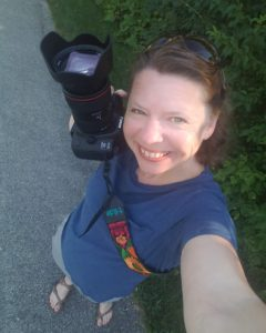 Kelly and Her Camera