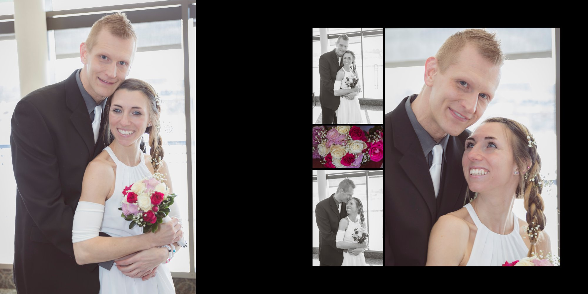 DuPage County Courthouse Wedding 1